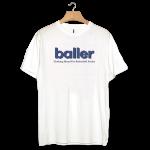 baller logo tshirt
